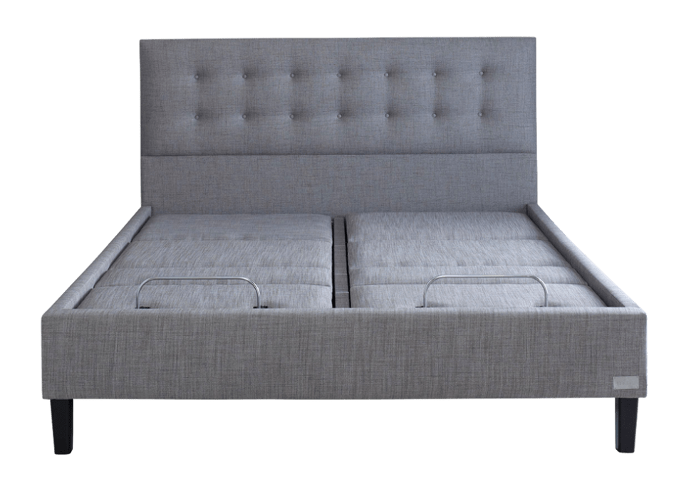 Mode smart bed super king coal front
