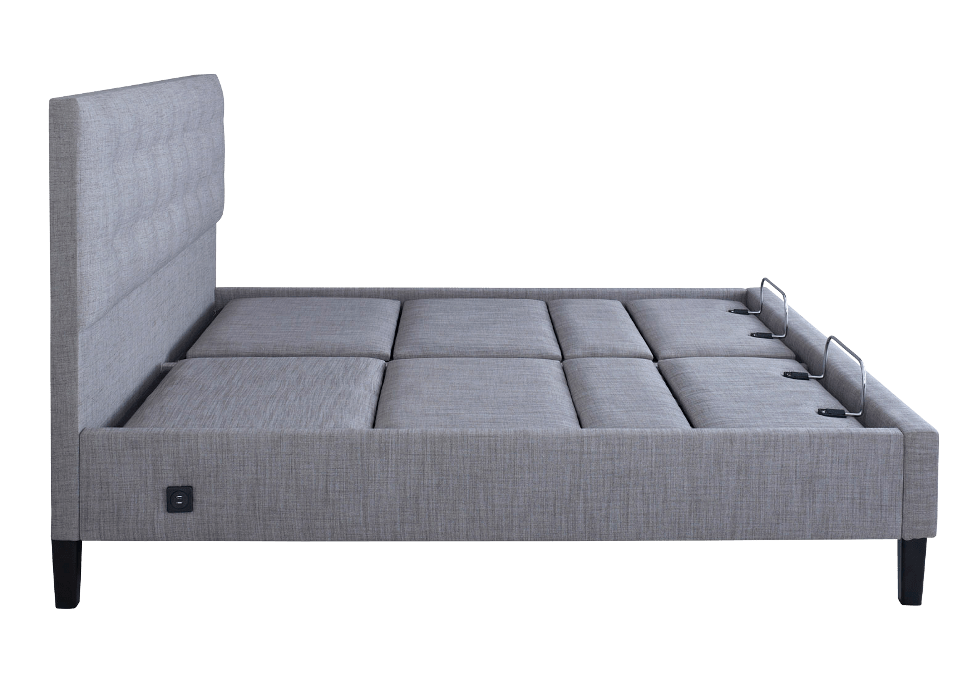 Mode smart bed super king stone side